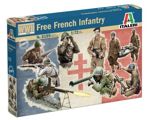 Free French Infantry - Image 1