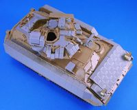 Bradley ERA/M2A3 Conversion set(for Tamiya/Academy) - Image 1