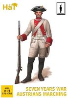 Seven Years War Austrians Marching - Image 1