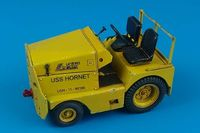 UNITED TRACTOR GC-340/SM340 tow tractor US NAVY/ARMY