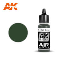 AK 2273 WWI German Dark Green