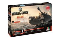Panzer IV Model Kit - World of Tanks