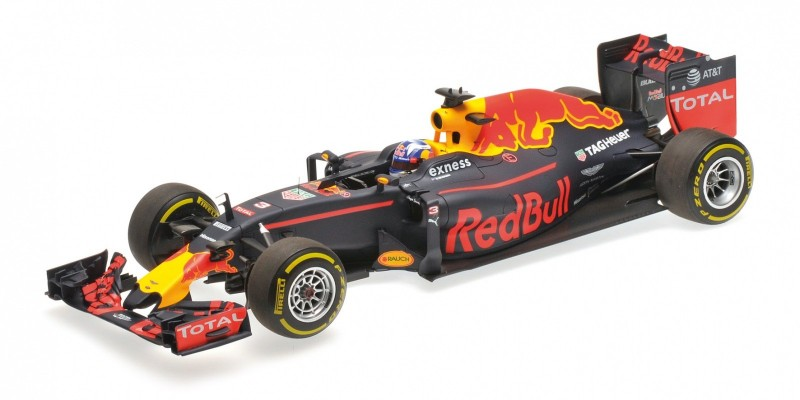Red Bull Racing Tag-Heuer RB12 #3 Daniel Ricciardo 2016 - Image 1