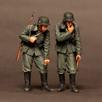 German infantrymen 1939-42 2 figures