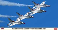 "F-16C FIGHTING FALCON ""THUNDERBIRDS 2010"" - Image 1"