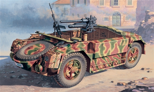 ABM 42 with 47/32 Anti Tank Gun - Image 1