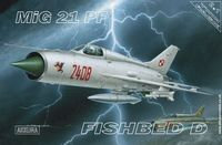 MiG 21 PF Fishbed D - 2+1 Twin pack - Image 1