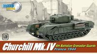 Churchill Mk.IV, 4th Battalion Grenadier Guards, France 1944