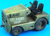 United tractor GC-340/SM340 tow tractor (basic) USAF/US ARMY Accessories x