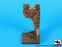 Ruined entrance  base (60x60mm) - Image 1