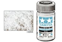 Diorama Texture Paint - Snow Effect