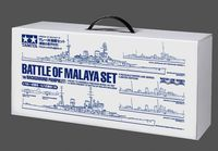 Battle of Malaya Set & Pamphlet