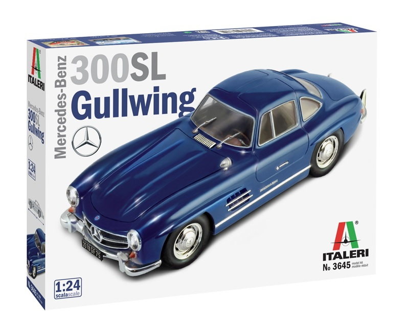 Mercedes Benz 300 SL Gullwing - Image 1