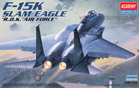 F-15K SLAM EAGLE [R.O.K. AIR FORCE] - Image 1