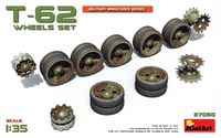 T-62 wheels set