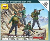 German Gebirgsjäger (Art of Tctic)