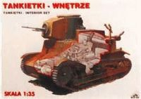 Tankette Interior Set