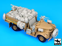British SAS chevrolet N°2 Nort Africa 1942 for  Tamiya