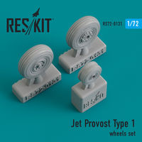 Jet Provost Type 1 wheels set - Image 1