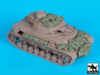 Pz.Kpfw. III accessories set for Italeri - Image 1