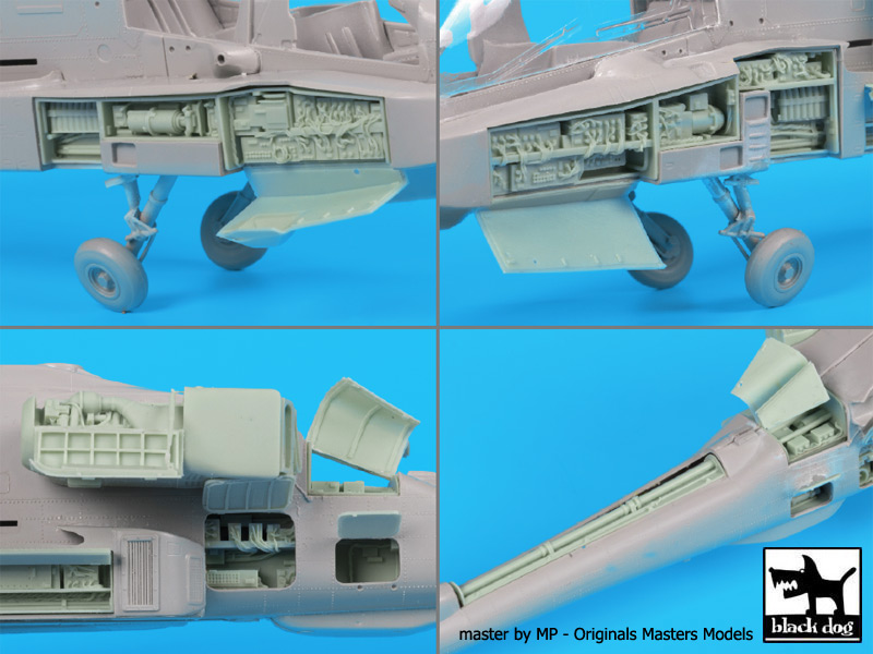 AH -64 D big set for Italeri - Image 1
