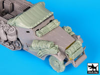 M 4 mortar carrier accessories set N°1 for Dragon