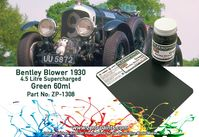 1308 Bentley Blower 4.5 Litre 1930 Green