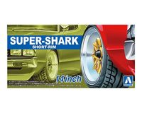 SUPER-SHARK SHORT-RIM 14inch