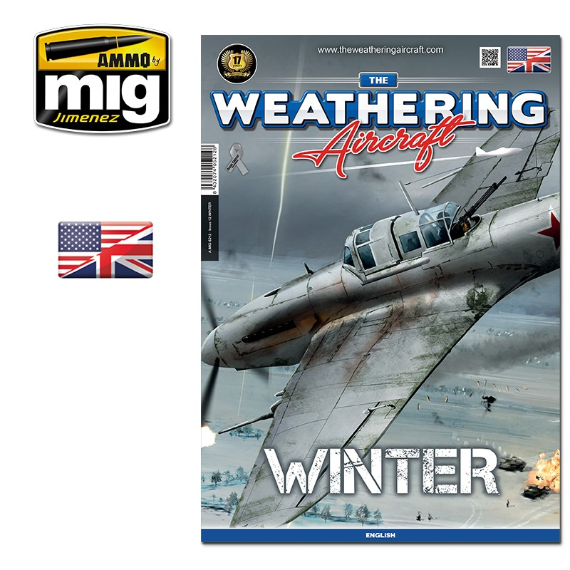 The Weathering Aircraft 12 - WINTER (English) - Image 1