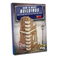 HOW TO MAKE BUILDINGS - BASIC CONSTRUCTION AND PAINTING GUIDE