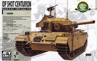 IDF Shot Centurion Mk 5, Mk 5/1 1967 Early Type Tank