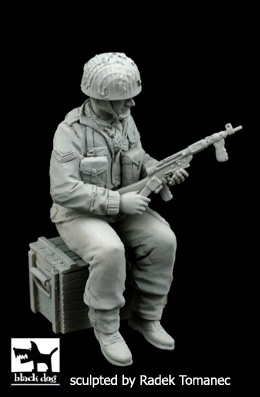 British paratrooper - Image 1
