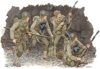 US Rangers, Normandia 1944