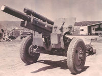 US 105mm Howitzer M2A1 (early production series) - Image 1