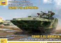 TBMP T-15 Armata Russian Heavy Infantry Fighting Vehicle