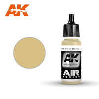 AK 2292 Clear Doped Linen Ver. 2