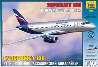 Russian Suchoj Superjet 100