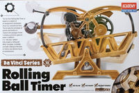 Rolling Ball Timer