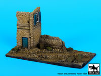 Ruined house italy base - Image 1