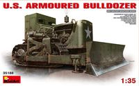 U.S.  ARMOURED  BULLDOZER