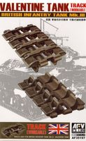 Valentine Tank track (workable) - Image 1