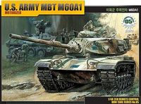 U.S. Army MBT M60A1 Motorized