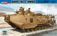 US. Amphibia AAVP-7A1 with UWGS