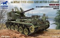 US M19A1 Twin 40 MM Gun Motor Carriage - Image 1