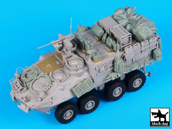 ASLAV -PC Phase 3 for Trumpeter - Image 1