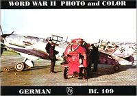 World War II Photo and Color Bf-109