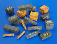 Ammunition containers - Germany WWII - Image 1