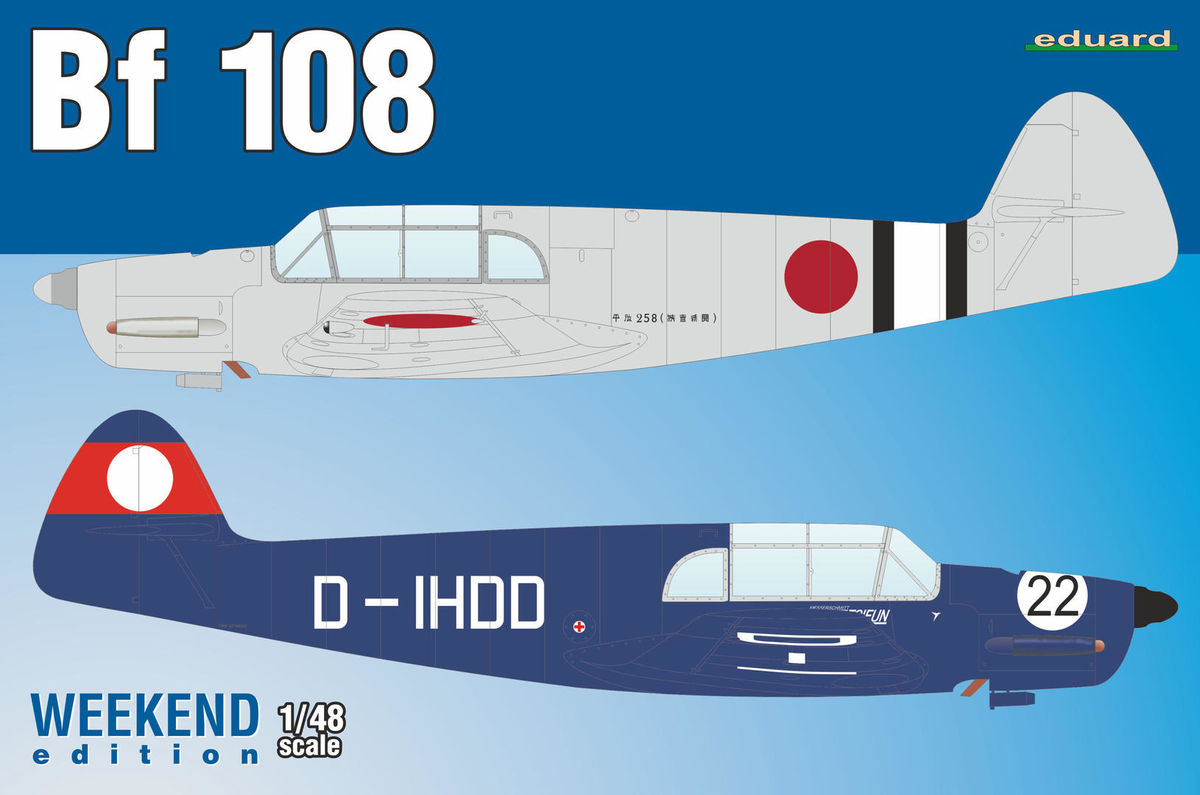 Bf 108 Weekend edition - Image 1