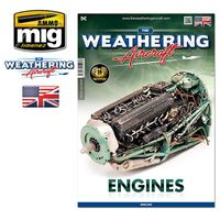 The Weathering Magazine Aircraft Issue 3 Engines