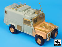 Landrover Defender Snatch conversion set for Hobby Boss - Image 1